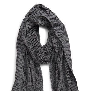 Ted Baker London BNWT gray ribbed scarf NEW